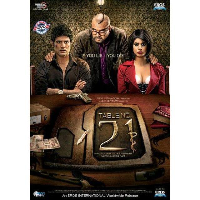 Table No.21 [DVD]